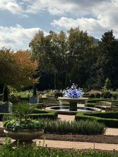 Chihuly sculpture Atlanta Botanical Garden, Botanical Gardens, Sculpture, Sculpting, Statue, Sculptures