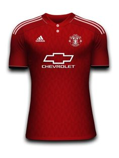 Manchester United Leaked Home  Jersey Season 2015/2016