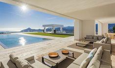 Contemporary New Villa with fabulous sea views in La Zagaleta, Marbella, Spain in Benahavís, Spain. Luxury Real Estate for sale. Villas, Piscina Interior, Marbella Spain, Outdoor Swimming Pool, Suites, Next At Home, Luxury Villa, Luxury Living, Luxury Real Estate