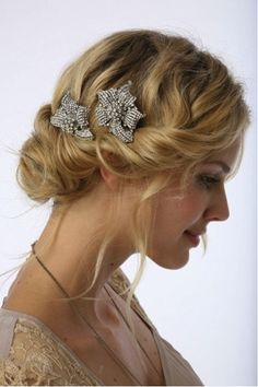 HOW TO CREATE UPDO BRAID WEDDING HAIRSTYLE FOR LONG HAIR