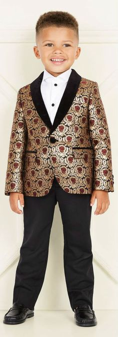 25d0de4c54527 98 Best Boys Holiday Outfits   Special Occasion Suits images in 2019 ...