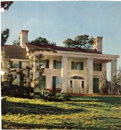 """Tara in Gone with the Wind: """"In 1979, the wife of former governor of Georgia, Betty Talmadge bought Tara for $5,000 and moved it (from Culver City) to her property. She had the front door restored and lent it for permanent display at the Margaret Mitchell House and Museum in 1989, where it remains today."""""""