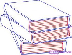 How to Draw Books