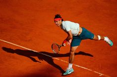 [caption align=alignright Photo by Clive Mason/Getty Images[/caption] In the second quarterfinal of the day in Rome, Rafa played . Stan Wawrinka, Rafa Nadal, Sport Tennis, Roger Federer, Best Player, Tennis Players, Rome, Basketball Court, Running