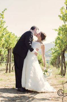 My favorite wedding pose!