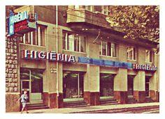 1978. HIGIÉNIA Vegyiáru Üzletház (Budapest, Váci út - Csanády utca sarok).
