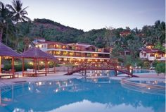 Aussergewöhnliche Hotels, The Tongsai Bay Luxus Hotel, Hauptgebäude