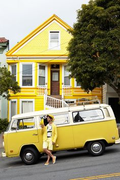These Pics Prove Why SF + Its People Are Beautiful via Brit + Co.