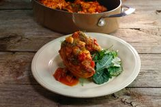One-Pot Chicken Provencal - Rachael Ray