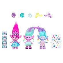 Trolls - Poppy y las Gemelas en la Coronación