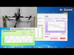 Quadcopter Bode Plot LabVIEW Matlab - TdxCopter - DIY Drones