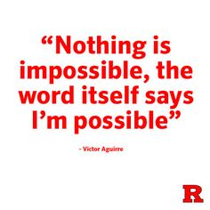 Image result for rutgers quote