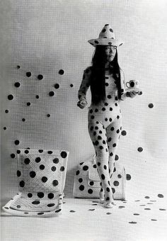 "Yayoi Kusama, and her incredible ""dotty"" art, and person!"