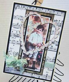 Love card - PSB (Paradise Scrapbook Store) in Chico, California