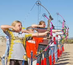ISTP hobbies. Archery.  Haven't done it in a long time, but that would explain why it was the only P.E. class I ever liked.