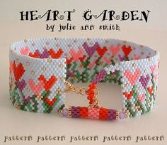 Julie Ann Smith Designs HEART GARDEN by JULIEANNSMITHDESIGNS, $5.00