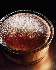Chocolate Creme Brulee ~ yum!...