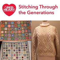 Stitching Through the Generations