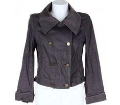 Dámská bunda Ewening Wear Leather Jacket, Coat, Jackets, Fashion, Studded Leather Jacket, Down Jackets, Moda, Leather Jackets, Sewing Coat