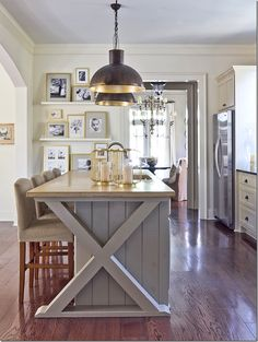 Jennifer Schoenberger Design Kitchen