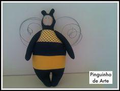 Pinguinho de Arte: Tildas