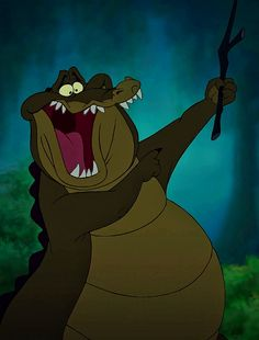 Princess and the frog louis - photo#25