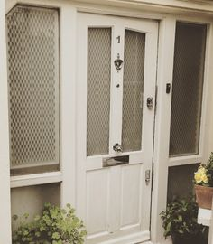 Banham Locks and small diamond mesh Grilles. Makes for a beautiful home. //.banham.co.uk/gates-grilles/ & Not only has this client opted for a simple and stylish gate at the ...