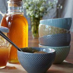 Textured Dip Bowls | west elm
