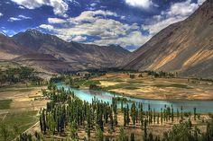 Phandar Valley Gilgit - Pakistan