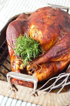 Roasted Turkey | Tide and Thyme