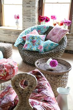 Amy Butler's Alchemy Fabrics