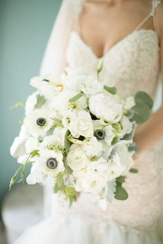 Wedding Bouquets :     Picture    Description  Anemone and rose wedding bouquet: www.stylemepretty… Photography: Andyseo Studio – andyseostudio.com/    - #Bouquets https://weddinglande.com/accessories/bouquets/wedding-bouquets-anemone-and-rose-wedding-bouquet-www-stylemepretty-photography-andyseo-stud/