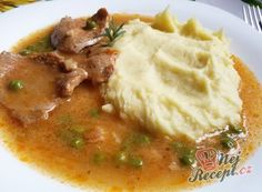 Thai Red Curry, Mashed Potatoes, Chicken, Ethnic Recipes, Cukor, Top Recipes, Pigs, Whipped Potatoes, Smash Potatoes