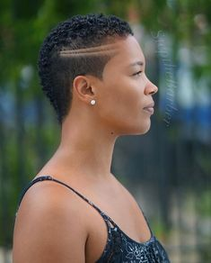 Beauteous Blonde Haircuts for Young Ladies - Ani Exclusive Natural Hair Short Cuts, Short Natural Haircuts, Tapered Natural Hair, Short Curly Hair, Short Hair Cuts, Curly Hair Styles, Natural Hair Styles, Low Cut Hairstyles, Black Women Hairstyles