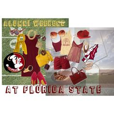 Florida State Football Weekend, created by carrie-sue