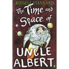 These Uncle Albert books are the reason my 5 year old can explain to someone with scientific certainty the relativity theory while playing superhero.  Lets just say physics professors are amused by him.  Told from the point of view of what is supposed to be Albert Einstein's niece learning about relativity (and other physics concepts) from her uncle and how it applies to everyday life.  If telling to elementary kids best to strap on that white wig and tune up the european accents.