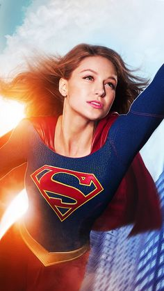 Because I love supergirl