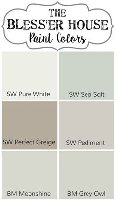Interior Paint Colors 107