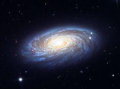 M88 - галактика в созвездии Волосы Вероники