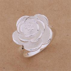 Popular Christmas Flower Ring-Buy Cheap Christmas Flower Ring lots ...