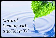 Natural Healing with a doTerra IPC