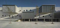 Martin Lejarraga. Arquitecto | Colegio Público Infantil y Primaria. Torre Pacheco. 'Nuestra Señora del Rosario'