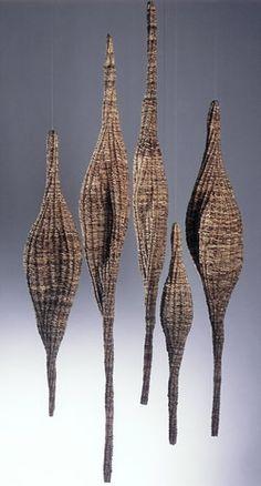 Polly Jacobs Giacchina * Fiber Sculpture