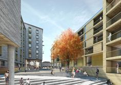 New Freer Street Masterplan, Edinburgh - Hotel & Residential