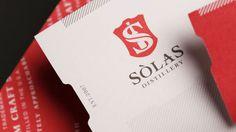 SÒLAS | #logo #corporatedesign #corporateidentity #identity #corporate #inspiration <<< repinned by www.BlickeDeeler.de | Follow us on www.facebook.com/BlickeDeeler.de
