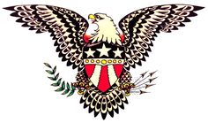 Sailor jerry army tattoo Eagle tattoo Old style Marine Tattoos, Navy Tattoos, Eagle Tattoos, Arabic Tattoos, Tatoos, Nautical Tattoos, Tattoos Pics, Belly Tattoos, Military Tattoos