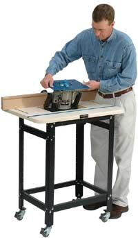 Using a Plunge Router in a Router Table? Rockler.com Woodworking Tools