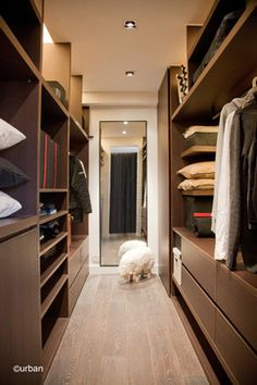 ✿⊱ Walk In Wardrobe, Walk In Closet, Popup, Bungalow Interiors, Modern Closet, Dream Closets, Home Reno, Dressing Room, Decoration