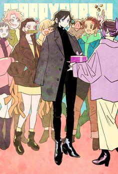 タケウチ リョースケ (@ryosuketarou) さんの漫画 | 128作目 | ツイコミ(仮) Vocaloid, Japanese Cartoon, Cute Anime Wallpaper, Demon Slayer, Haikyuu Anime, Anime Style, Me Me Me Anime, Illustration Art, Fan Art