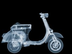Scooter X-ray